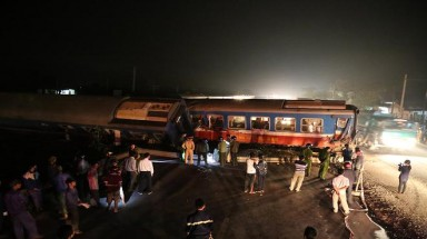 Accident postpones trains on north-south connection