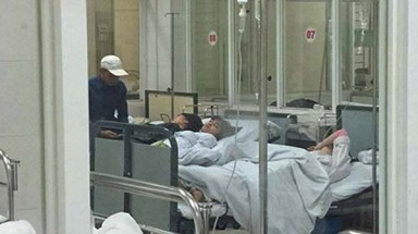 Patients released from hospital after asphyxiation scare