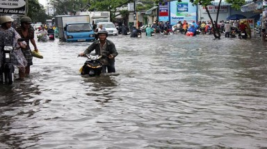 Experts suggest building reservoirs to control floods in city