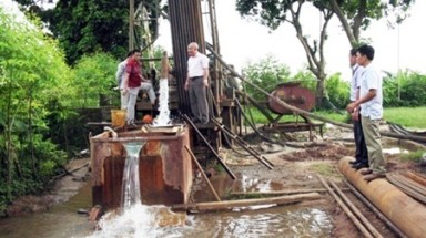 Ammonia hits groundwater in Ha Nam