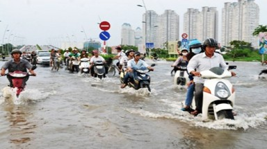 HCM City to build 30 lakes to control floods