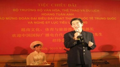 Chinese movie star wants to be Vietnam Tourism Ambassador