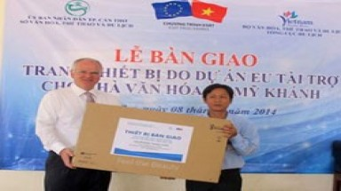 EU launches project to promote tourism in VN