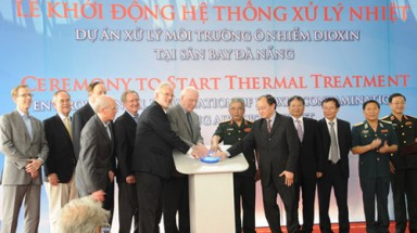 Vietnam, US cooperate in dioxin remediation