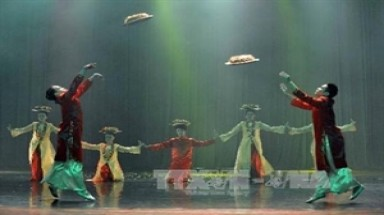 Nine foreign troupes to join int'l dance festival in Vietnam