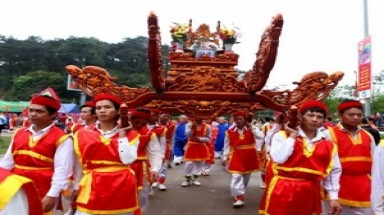 Cultural activities to honour Hung Kings