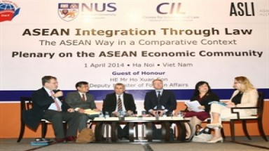 ASEAN integration through law in spotlight