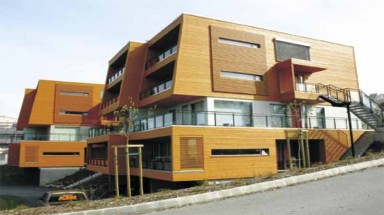 Building From Wood Could Help Fight Climate Change