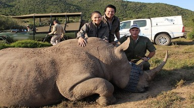 Vietnamese pop stars to help save rhinos