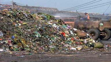 Nam Son waste dump torments local residents