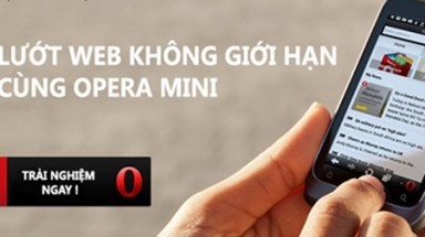 Opera signs up with Viettel to provide mobile internet services