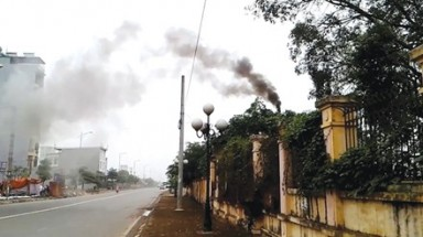 All incinerators in Vietnam produce dioxin: scientists