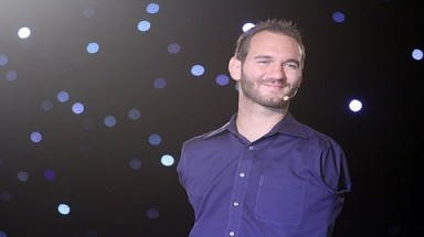 Nick Vujicic event: Vietnam youth lacks pushes?