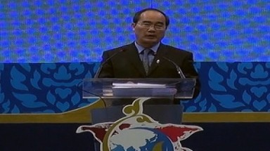 Vietnam commits to international water cooperatio