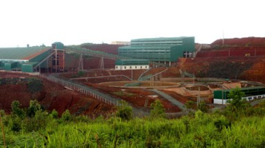 Central Highlands bauxite mines claimed to be safe