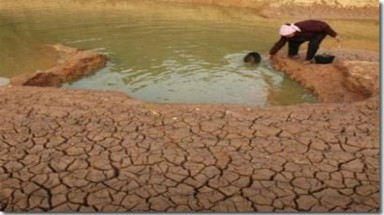 Central and southern regions suffer from drought