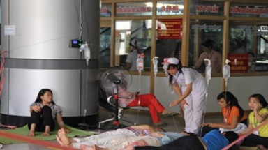 Over 1,300 workers diagnosed with neurotoxicity in central Vietnam