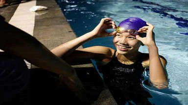 Vien first Vietnamese swimmer to compete at world championships