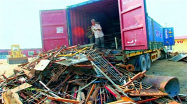Decree requires waste importers to place deposits on scrap