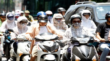 Hot spell forecast to continue