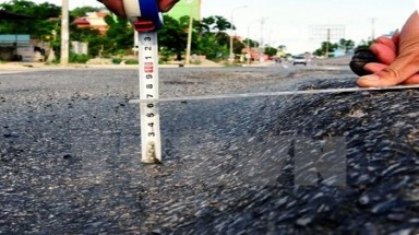 Experts reveal cause of Vietnam's highway land shifting