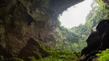 The world overwhelmed by Vietnam's Son Doong Cave