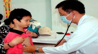 One-fifth of Vietnamese population infected with HBV