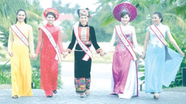 Miss Viet Nam pageant nears finale