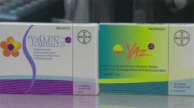 Warning on German contraceptives