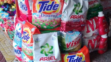 Detergent market suddenly gets fierce