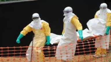 "Ebola ""out of control"" in West Africa"