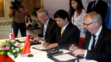 Vietnam, Denmark foster energy conservation links