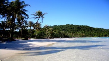 Sao Beach listed among top 10 island beaches to relax on