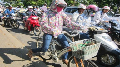 Heat waves, water shortage continue in Viet Nam in the next three months