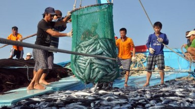 Loans for fishermen a big priority