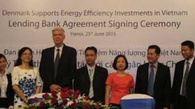 Denmark funds Vietnam's energy saving initiatives