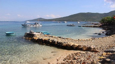 The charm of Mot Islet in Nha Trang