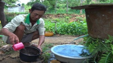 Phu Yen water-supply plants break down as water shortage worsens