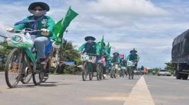 Cycling programme focuses on sea, islands