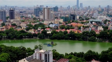 Hanoi's per capita income estimated at $2,500