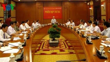 Anti-corruption drive demanded by Party leader