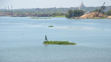 Pollution worsens in Dong Nai River