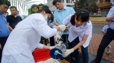 Hanoi's water supply station to close due to high arsenic levels