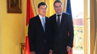 Czech Republic supports Vietnam's East Sea stance