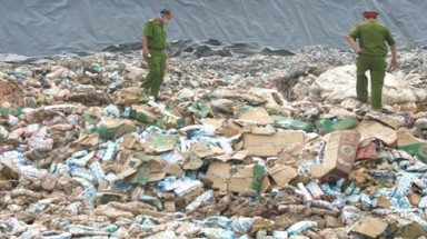 Province tackles waste treatment