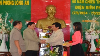 Long An intensifies support for Cambodian provinces