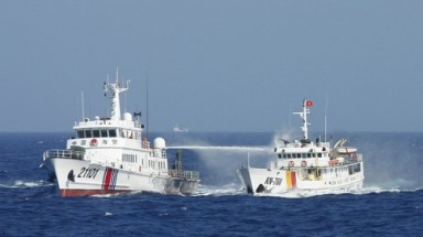"China ""defying all"" in East Sea: Columnist"