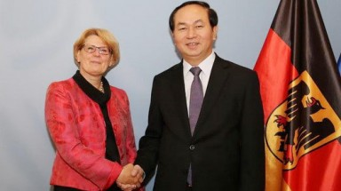 Vietnam, Germany increase crime prevention cooperation