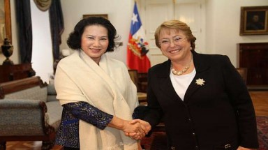 Vietnam, Chile strengthen all-round cooperation
