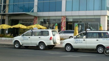 HCM City taxis now have invoice printers